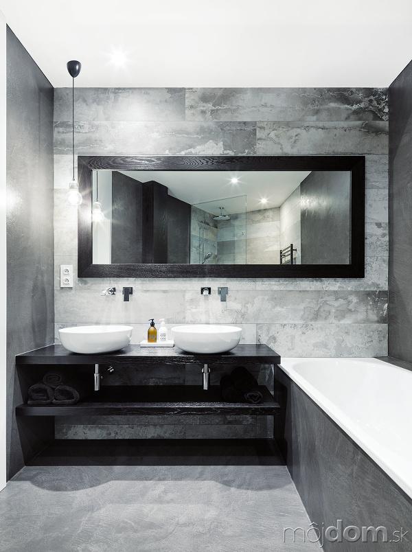 Kúpeľne arodičovská spálňa sú