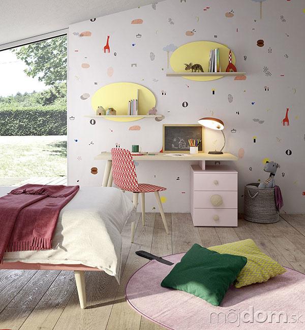 Detská izba s nápadom