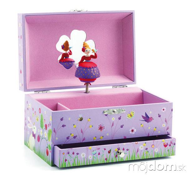 Hracia skrinka Princezná, 21,95