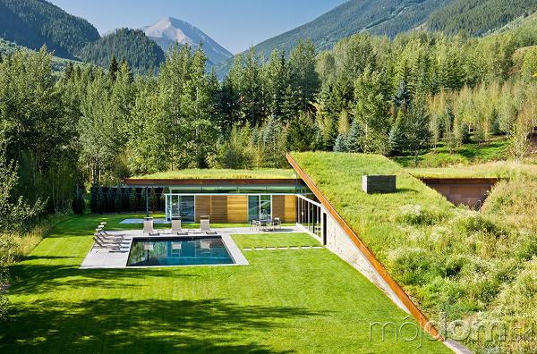 Pod zelenou strechou sa