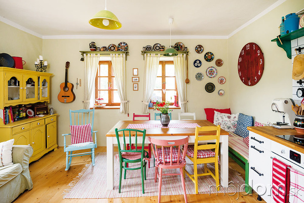 Kuchyňa je srdcom domu.
