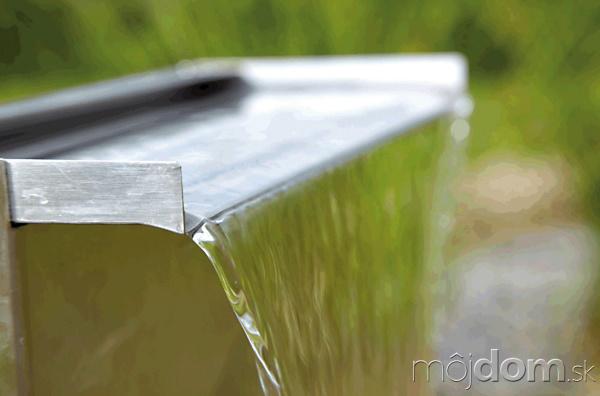 Antikorový vodopád sa stane