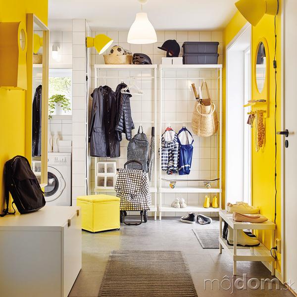 Žltá je jednou zo