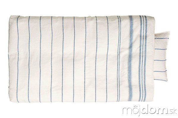 Pruhované posteľné obliečky, 100