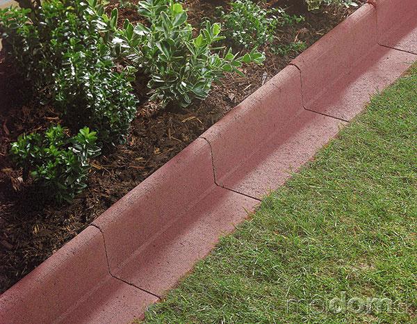 Praktický prvok v záhrade
