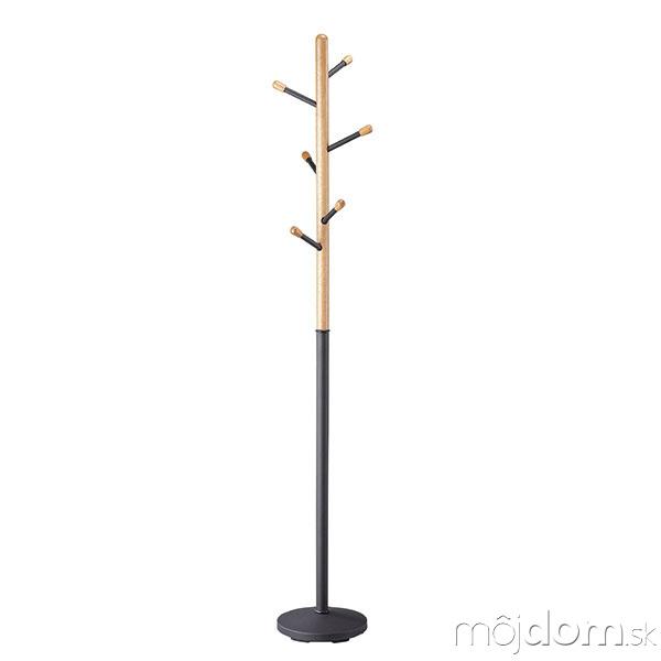 Coat, drevo, kov, 33,5