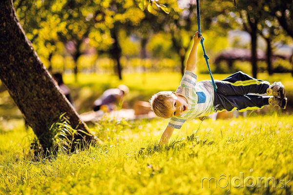 """""""Vyblázniť sa pri strome"""