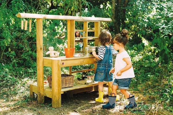 """""""Deti sa potrebujú prírodou"""