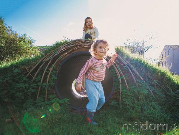 """""""Deti milujú objavné výpravy"""
