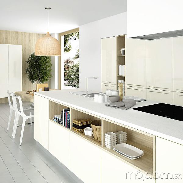 Moderné kuchyne už nie