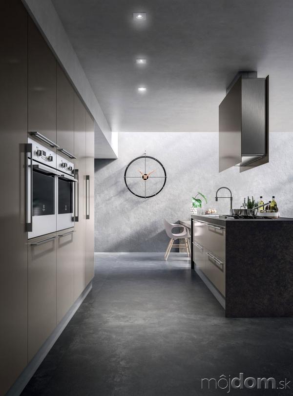Obývačka s kuchyňou inšpirácie