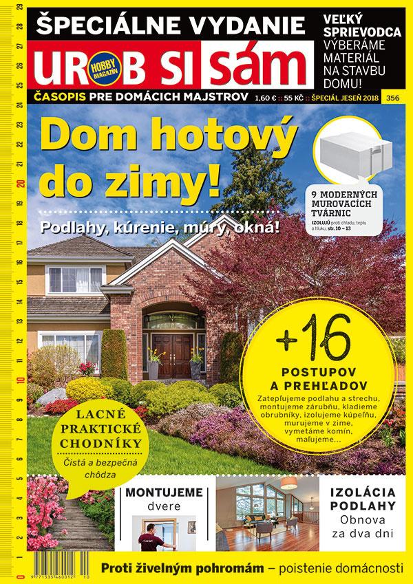 Časopis Urob si sám