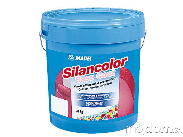 Systém Mapei Silancolor® Plus.