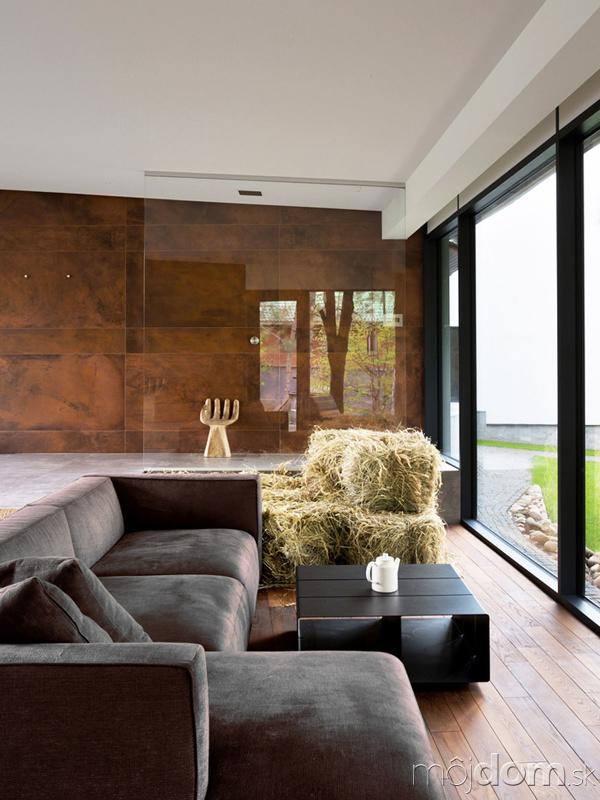Komfortné bývanie v dome