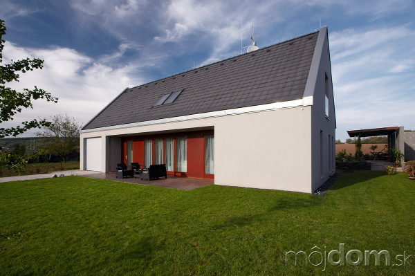 Dom za humnami: moderná