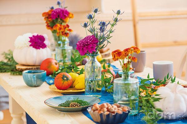 Aj mnohé jesenné rastliny
