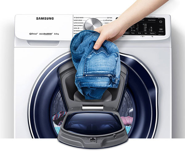 Práčka Samsung QuickDrive zvíťazila