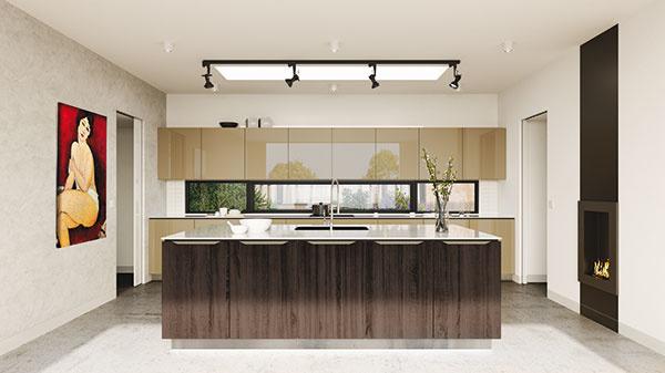 Dávate prednosť farebnejšej kuchyni?