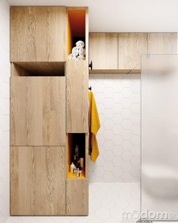 Eleganciu drevenej nábytkovej zostavy