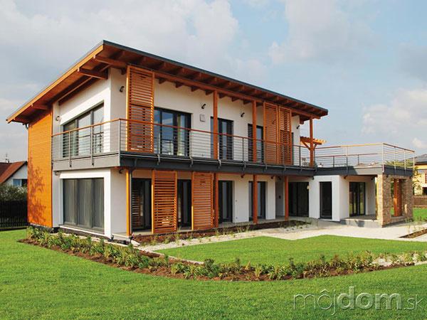 Predstavujeme Vám vzorový dom