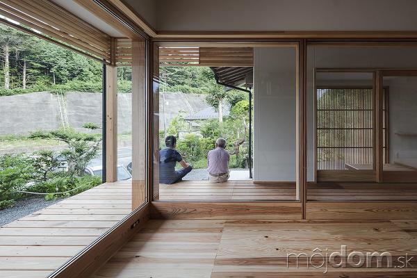 Rekonštrukcia na japonský štýl: