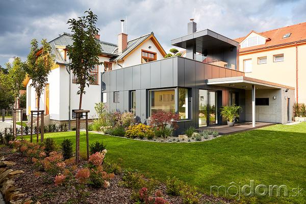 Fantastická premena! Storočný dom