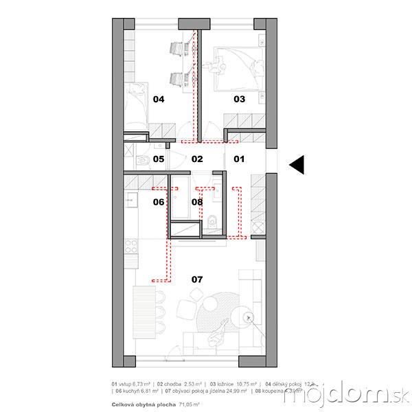 Súťaž Interiér roku: Rekonštrukcia