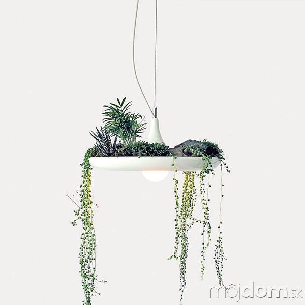 Multifunkčný kvetináč alampa 2