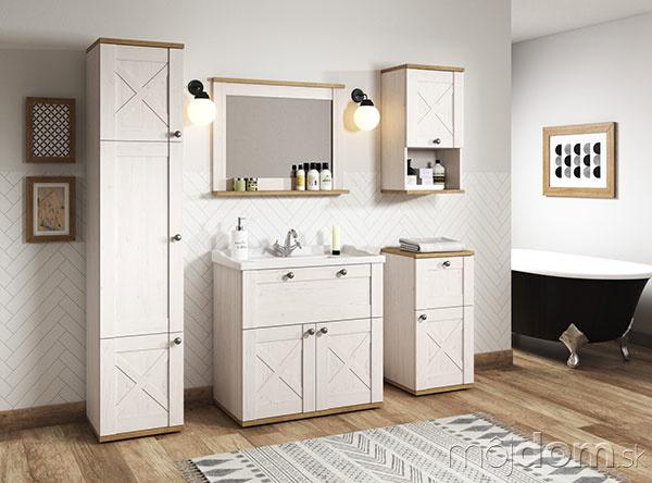 Kúpeľňová zostava Keit, www.temponabytok.sk