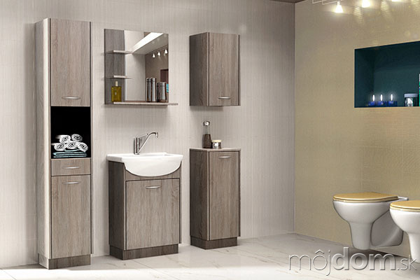 Kúpeľňová zostava Olivia, www.temponabytok.sk