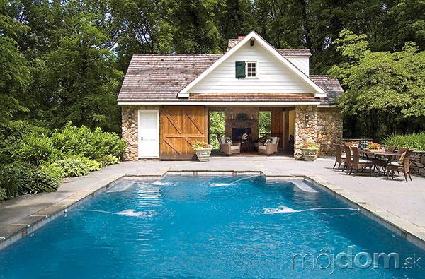 Zapustený bazén sa stáva