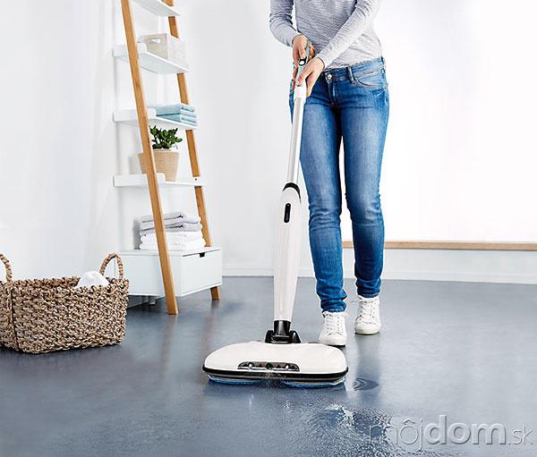 Elektrický mop bez kábla