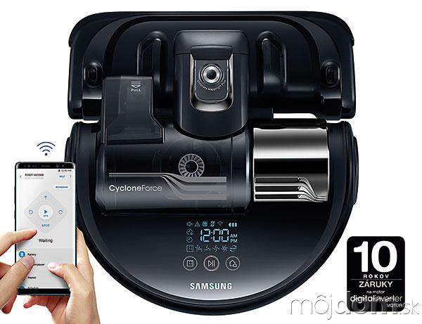 Robotický vysávač Samsung VR20K9350WK/GE