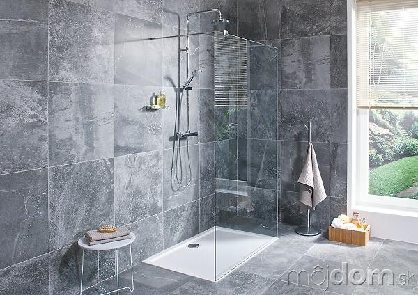 Sprchové steny Pure od