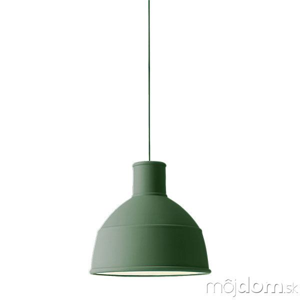 Industriálna závesná lampa od
