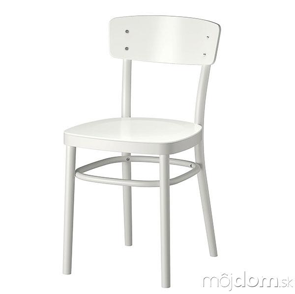 Stolička IDOLF, masívny buk,