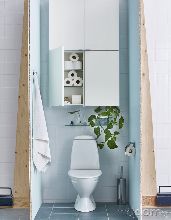 Zápasíte s malou kúpeľňou?