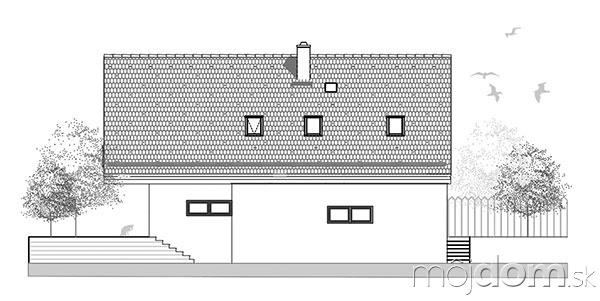 Dom v Budatíne