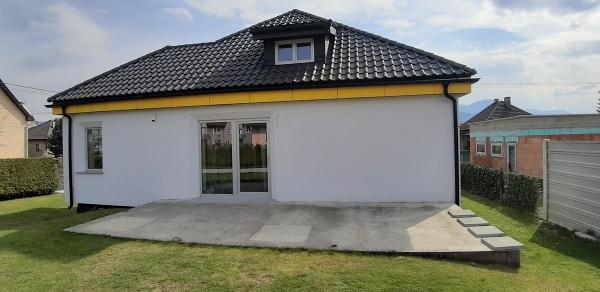 Dom po starých rodičoch