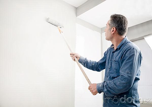 Ako si vymaľovať izbu