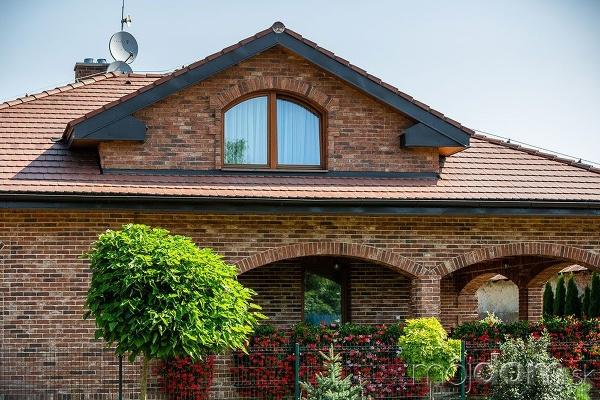 Romantický dom, ktorý zreje
