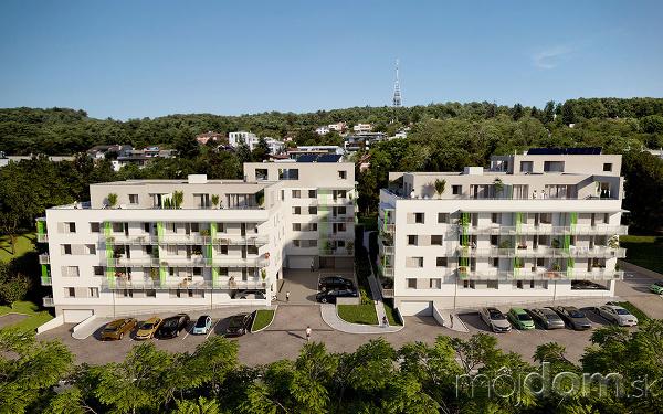 Bytové domy Nová Vlárska