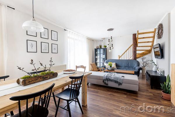 ca7e7ca62 Dom v Brestovej: Svojpomocná rekonštrukcia s citom a pohodou | Mojdom.sk