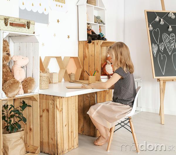 Detská izba v štýle