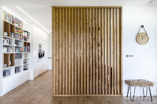 drevený paraván