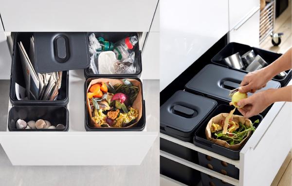 Separovanie odpadu v domácnosti