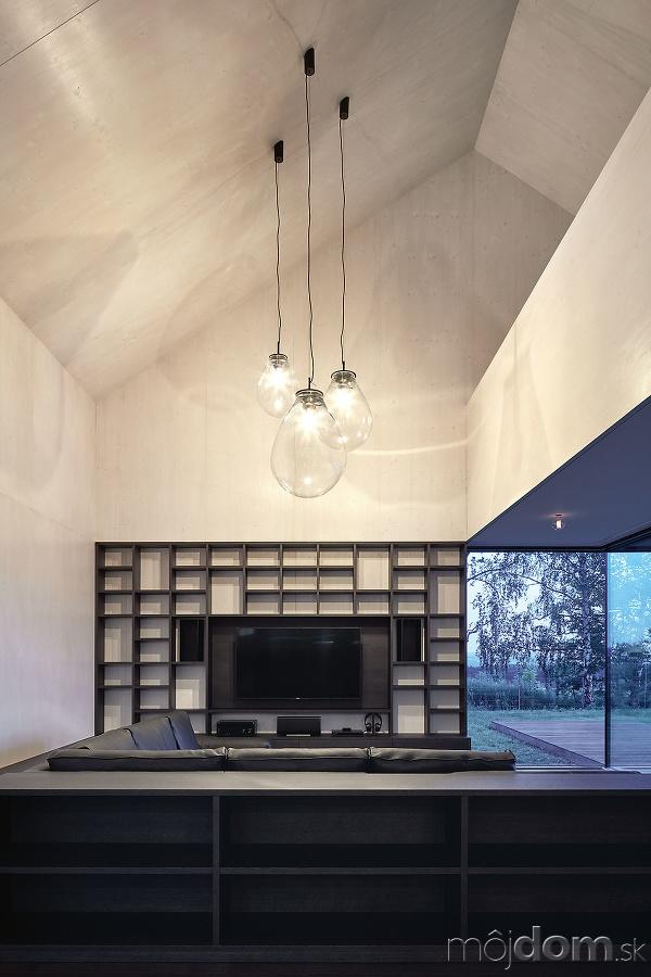 denný priestor domu