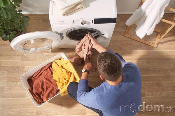 spotrebiče, práčka