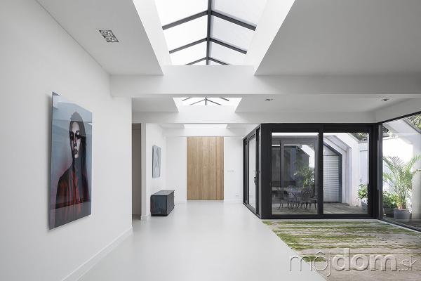 Prirodzené svetlo do interiéru