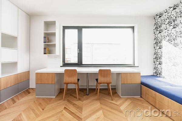 detská izba pre dve
